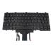 Origin Storage N/B KBD- Latitude E6520 Spanish Layout 105 Keys Backlit Dual Point