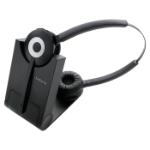 Jabra PRO 930 Duo Headset Head-band Black