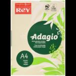 ADAGIO Rey Adagio A4 Paper 80gsm Ivory RM500