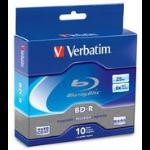 Verbatim 97238 blank Blu-Ray disc BD-R 25 GB 10 pc(s)