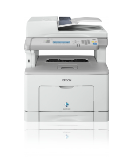 Epson WorkForce AL-MX300DN A4 Mono Laser Ethernet Multifunction Printer
