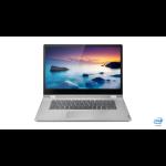 "Lenovo IdeaPad C340 Hybrid (2-in-1) Platinum 39.6 cm (15.6"") 1366 x 768 pixels Touchscreen Intel® Pentium® Gold 4 GB DDR4-SDRAM 128 GB SSD Wi-Fi 5 (802.11ac) Windows 10 Home S"