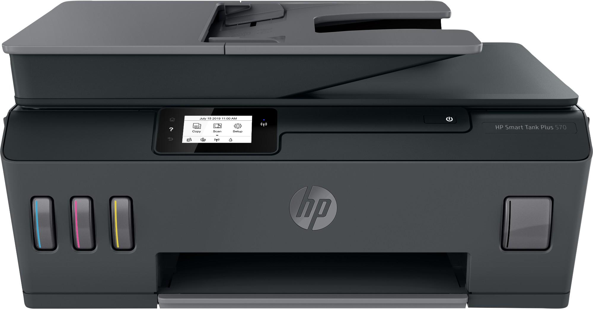 HP Smart Tank Plus 570 Thermal Inkjet 4800 x 1200 DPI 11 ppm A4 Wi-Fi