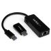 StarTech.com Samsung Chromebook 2 & Series 3 HDMI to VGA and USB 3.0 Gigabit Ethernet Accessory Bundle