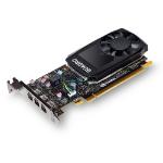 PNY VCQP400DVI-PB Grafikkarte NVIDIA Quadro P400 2 GB GDDR5