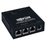 Tripp Lite 3-Port IP Serial Console/Terminal Server Built-in Modem for Out-of-Band AccessZZZZZ], B095-003-1E-M
