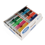 Swash Komfigrip Colouring Pen Broad Tip Assorted Pack 300