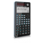 HP 300s+ Pocket Scientific Black calculator