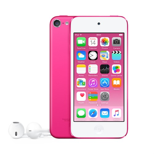 Apple iPod touch 128GB MP4 player Pink