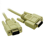 "C2G Economy HD15 M/M SVGA Monitor Cable 6ft VGA cable 72"" (1.83 m) VGA (D-Sub)"