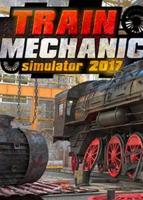 Nexway Train Mechanic Simulator 2017 vídeo juego PC Básico Español