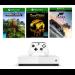 Microsoft Xbox One S + Minecraft + Sea of Thieves + Forza Horizon 3 Blanco 1000 GB Wifi