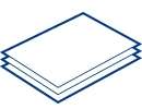 """Epson Standard Proofing Paper, 24"""" x 50 m, 205 g/m²"""