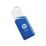 PNY HP x755w 64GB 64GB USB 2.0 Type-A Blue USB flash drive