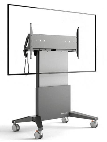 "Salamander FPS1XL/EL/GG/EX flat panel floorstand 2.29 m (90"") Portable flat panel floor stand Graphite,Grey"