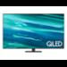"""Samsung Series 8 QA55Q80AAWXXY TV 139.7 cm (55"""") 4K Ultra HD Smart TV Wi-Fi Silver"""