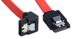 Lindy Internal SATA cable 0.7 m Red