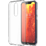 Nokia Clear mobile phone case Cover Transparent