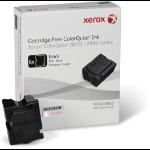 Xerox ColorQube 8870 inkt, zwart (6 sticks 16700 Images)