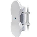 Ubiquiti Networks airFiber 1Gbs+ 5Ghz Full Duplex 100KM Point to Point Radio - Ideal for outdoor, long-range, high spe