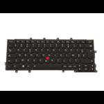 Lenovo FRU04X0177 Keyboard notebook spare part