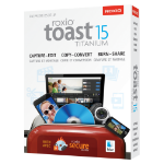Corel Toast Titanium 15 ML Mini Box