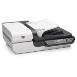 HP Scanjet N6310 2400 x 2400 DPI Flatbed & ADF scanner Black,Grey A4