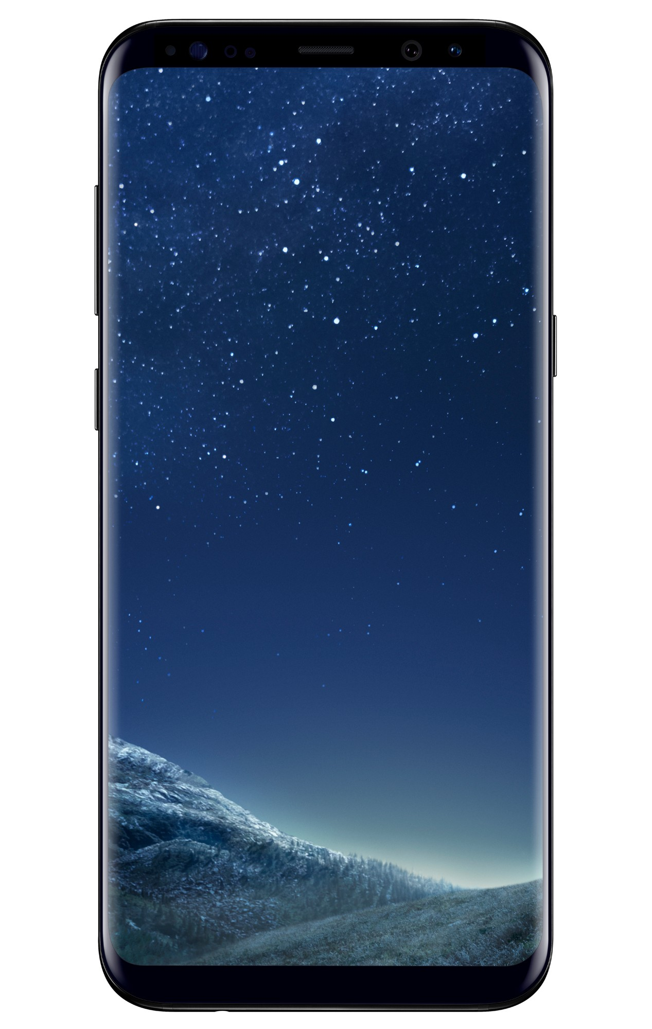 Samsung Galaxy S8+ SM-G955F Single SIM 4G 64GB Black
