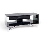 "Techlink Arena 55"" Fixed flat panel floor stand Black"