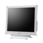 """AG Neovo X-19PW signage display 48.3 cm (19"""") LED SXGA Digital signage flat panel White"""