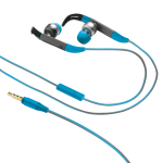 Trust 20321 headphones/headset In-ear Blue
