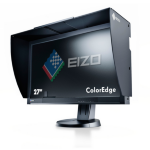 "EIZO ColorEdge CG277-BK 27"" IPS Black computer monitor LED display"