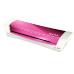 Leitz iLAM Home Office A4 Hot laminator 310mm/min Metallic,Pink,White