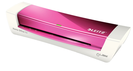 Leitz iLAM Home Office A4 Hot laminator 310 mm/min Metallic,Pink,White