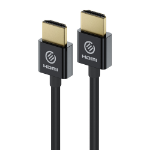 ALOGIC 2m AIR Series Super Thin & Flexible HDMI Cable with Ethernet Ver 2.0 - Male to Male - Commercial Pac