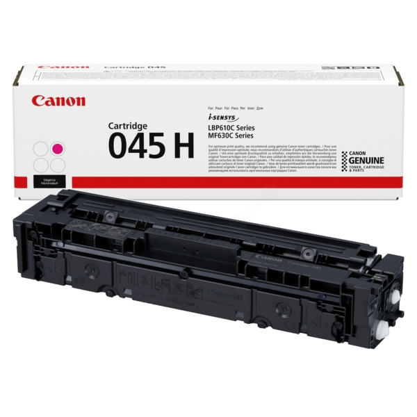 Canon 1244C002 (045H) Toner magenta, 2.2K pages