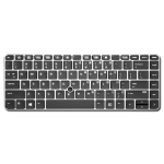 HP Backlit privacy keyboard (Germany) Keyboard