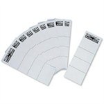 Rexel Standard Spine Label White