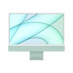 Apple iMac 24-inch with Retina 4.5K display: M1В chip with 8_core CPU and 8_core GPU, 512GB - Green (2020)