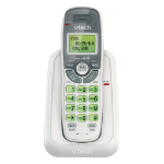 VTech CS6114 telephone DECT telephone White Caller ID