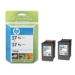 HP 57 Tri-colour Inkjet Print Cartridge 2-pack ink cartridge
