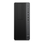 HP EliteDesk 800 G4 8th gen Intel® Core™ i7 i7-8700 8 GB DDR4-SDRAM 256 GB SSD Black Tower Workstation
