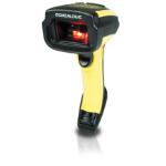 Datalogic PM9501 Handheld bar code reader 2D Black, Yellow