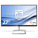 Philips E Line LCD monitor with Ultra Wide-Color 276E9QJAB/00