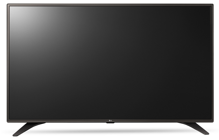 "LG 43LV340C hospitality TV 108 cm (42.5"") Full HD 400 cd/m² Black 20 W"