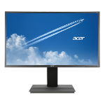 "Acer B6 B326HUL 32"" Wide Quad HD LED Black, Grey computer monitor"