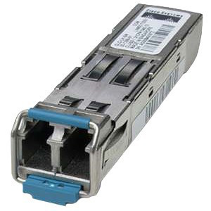 Cisco GLC-EX-SMD= network transceiver module Fiber optic 1000 Mbit/s SFP 1310 nm