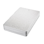 Toshiba Canvio Alu external hard drive 2000 GB Silver