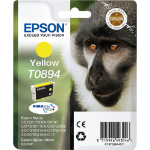 Epson C13T08944011 (T0894) Ink cartridge yellow, 225 pages, 4ml