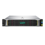 Hewlett Packard Enterprise StoreEasy 1660 NAS Rack (2U) Ethernet LAN Black, Metallic 4208